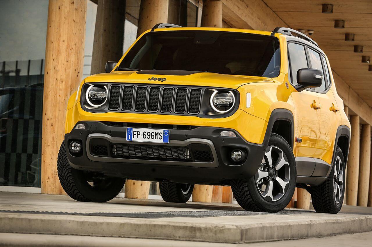 Renegade 2019 Tem Preco Da Versao Sport Revelado Pela Jeep