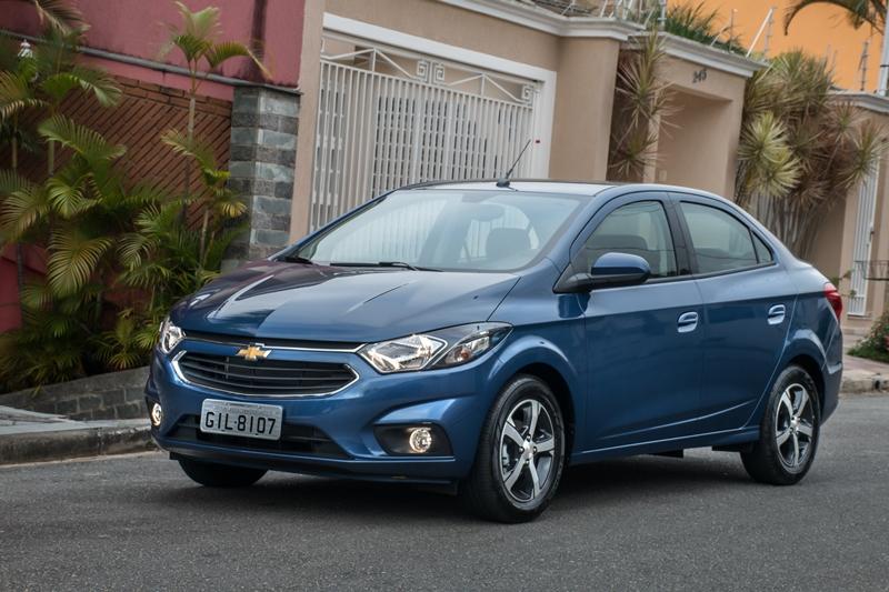 3880008dcea Chevrolet Prisma já registrou 64.993 emplacamentos em 2018
