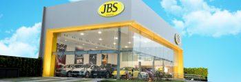 Boutique para carros de luxo