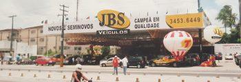 1996 – Nova mudança