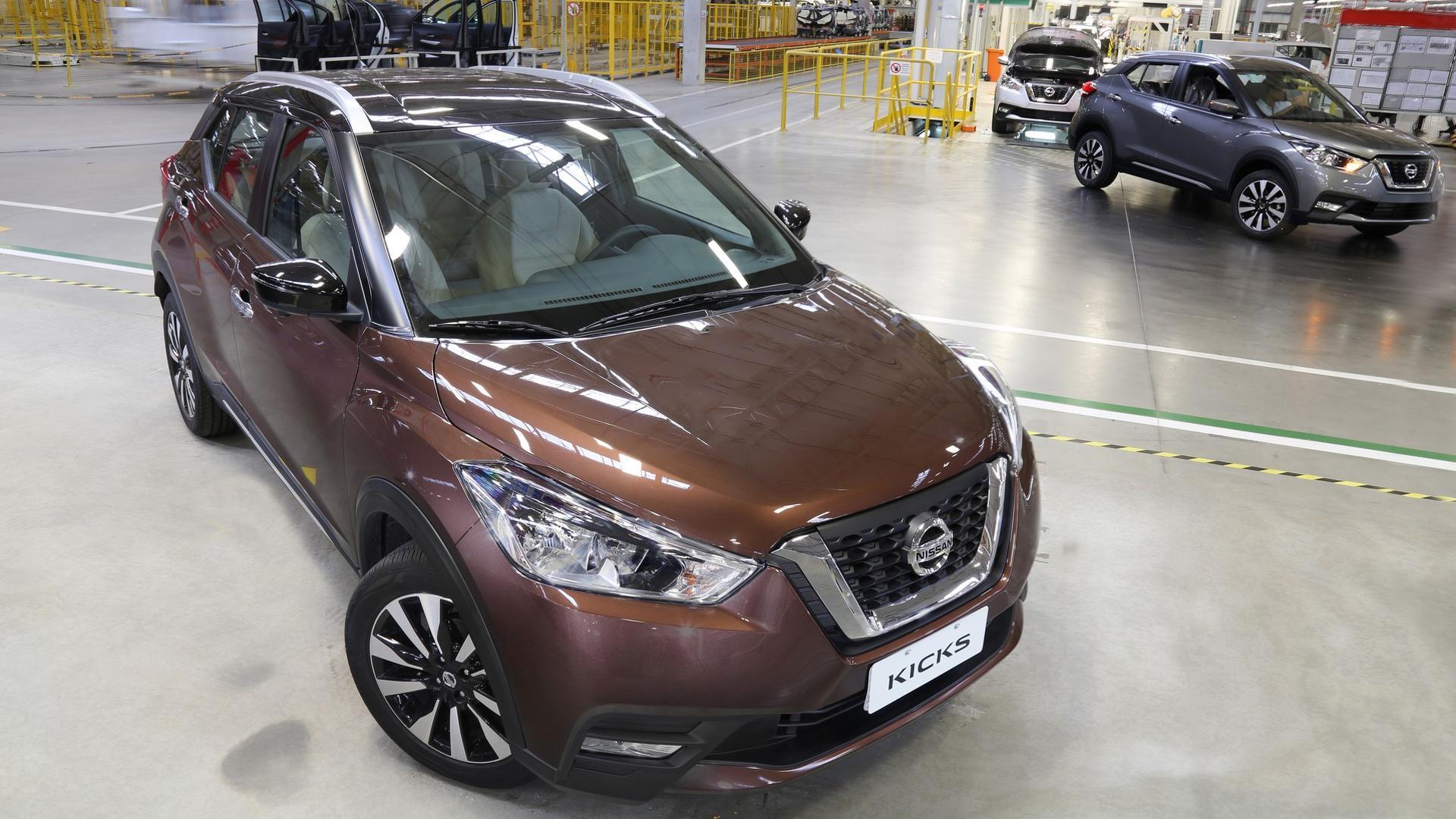 Veja as mudanças para a linha 2020 do Nissan Kicks