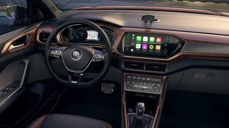 vw connect no t-cross