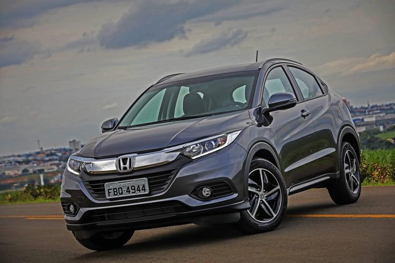 Honda apresenta novo HRV