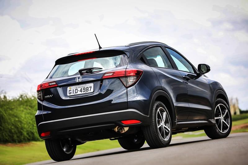 Honda apresenta novo HRV11