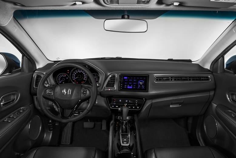 Honda apresenta novo HRV13