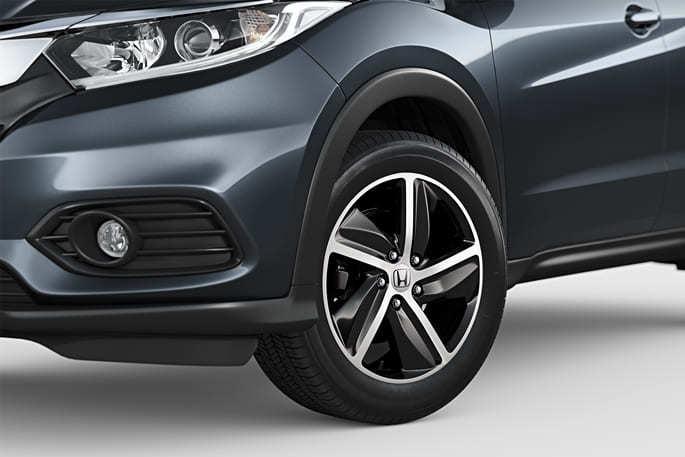 Honda apresenta novo HRV4