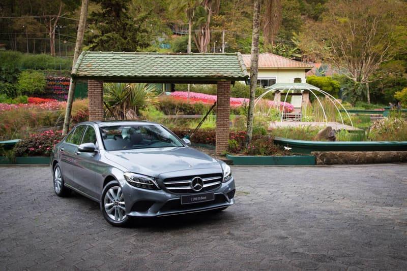 Mercedes lança novo Classe C200 com preço partindo de R 187 (20)
