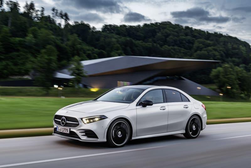 Novo Mercedes Classe A Sedan começa a ser vendido no Brasil (1)