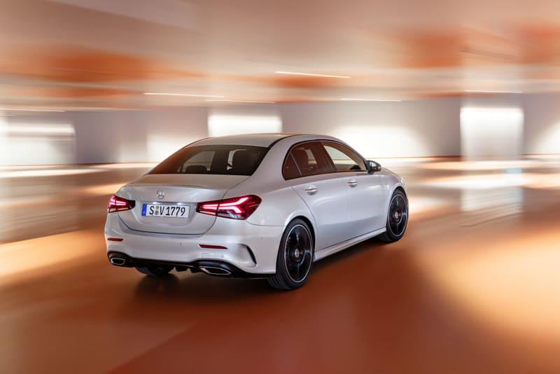 Novo Mercedes Classe A Sedan começa a ser vendido no Brasil (2)